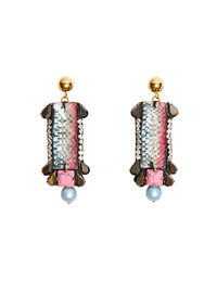 Georgiana earrings (post)