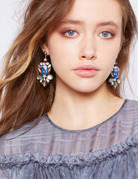 Parure Lapiz earrings (clip)