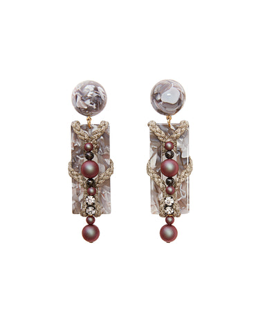 Jena earrings (stud)