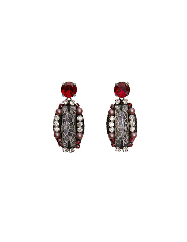 Jena Siam earrings (stud)