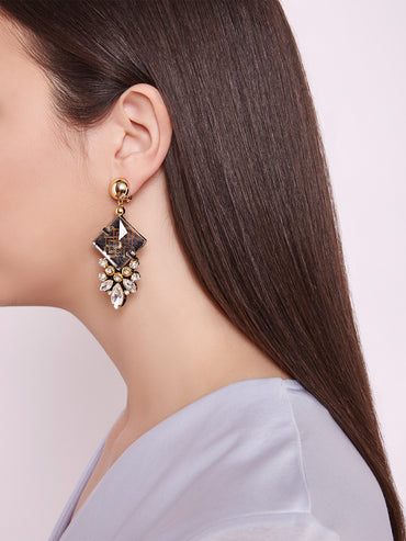 Bora Earrings (post)