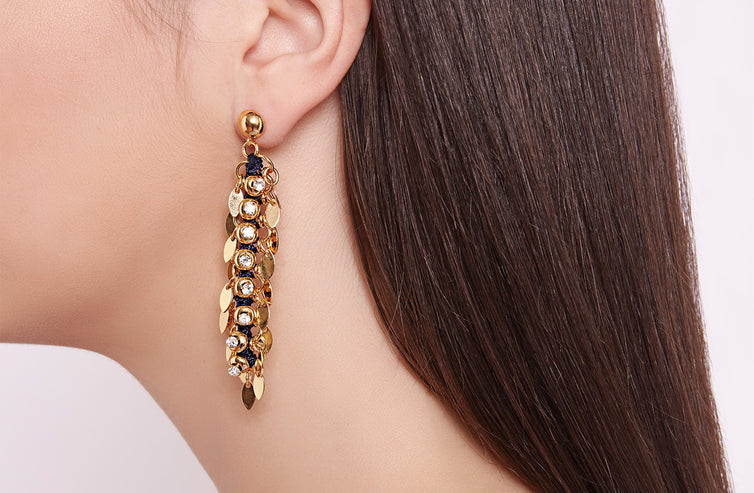 Ju Earrings (stud)