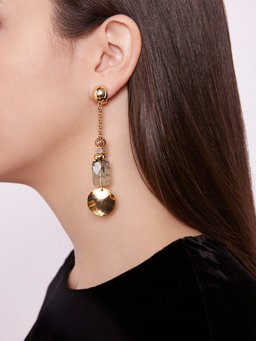 May Earrings (post)