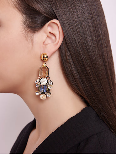 Nel Earrings (clip)