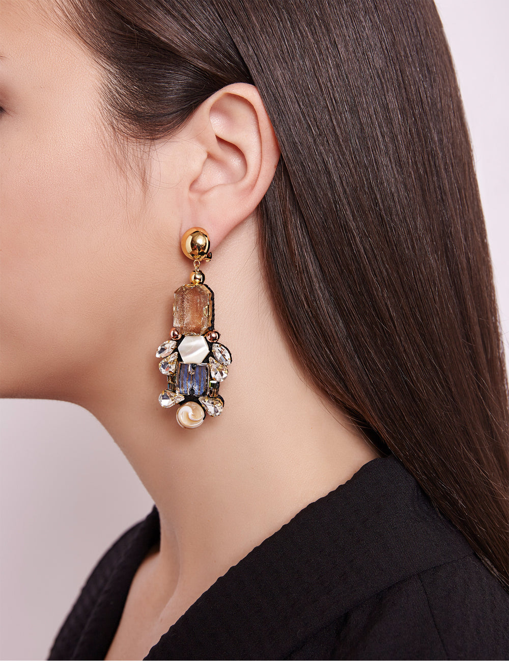 Nel Earrings (post)
