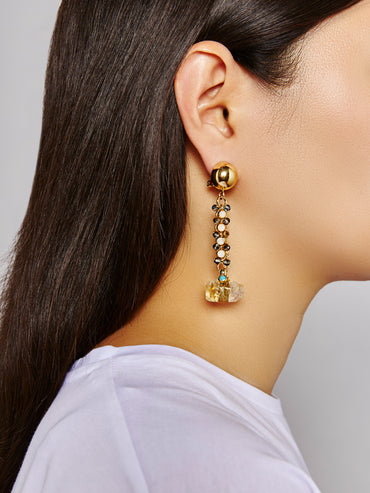 Soo earrings (post)