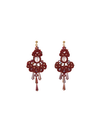 Siam Earrings