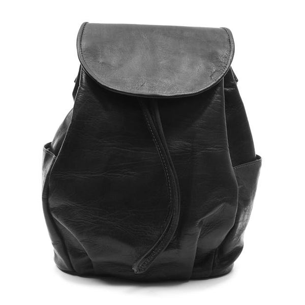 Laura 2-in-1 Backpack - Black-ISMAD LONDON