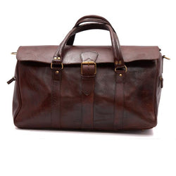 Ismad Travel Bag - Chocolate