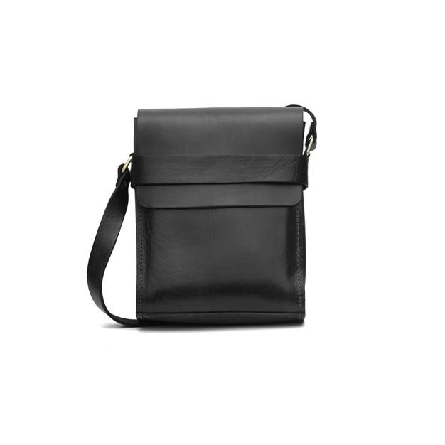 City Bag - Black-ISMAD LONDON