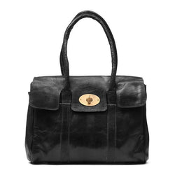 Harriet Handbag -Black-ISMAD LONDON