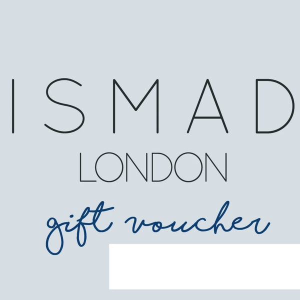 Gift Card-ISMAD LONDON