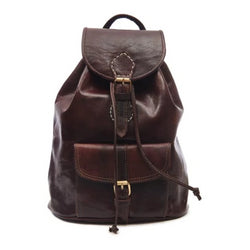Small Sac a Dos Backpack - Chocolate