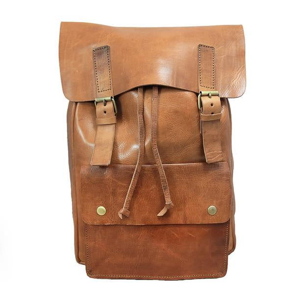 Charlie Backpack - Tan