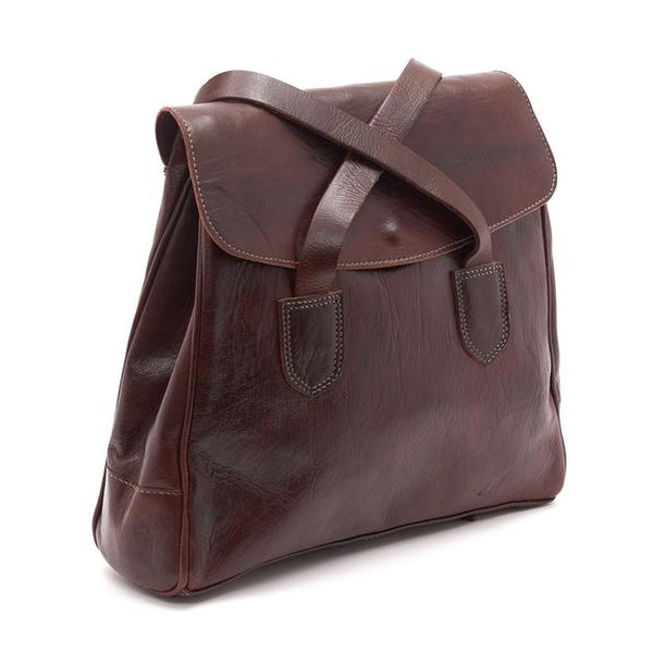 Cleo 2-in-1 Backpack - Chocolate