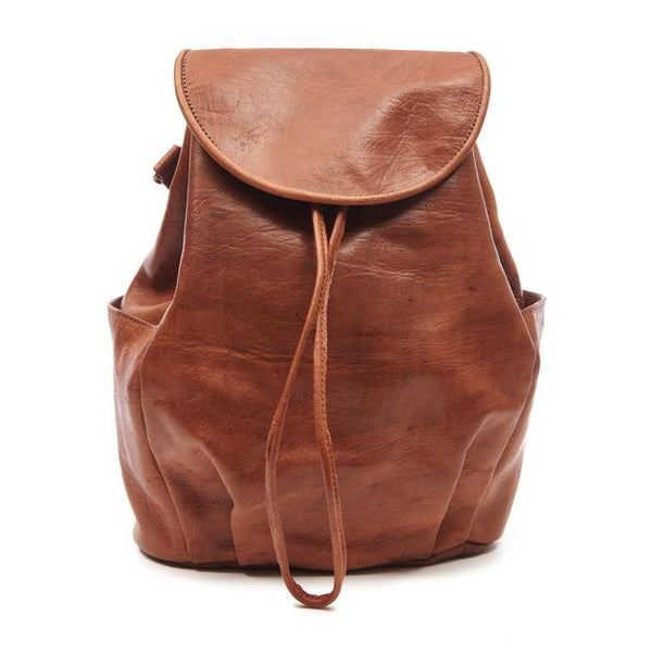 Laura 2-in-1 Backpack - Tan