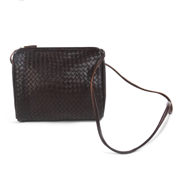 Simone Crossbody - Chocolate