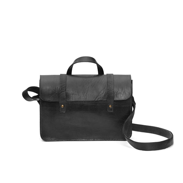 Black Mini Satchel