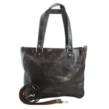 Edith Leather Tote - ismadlondon