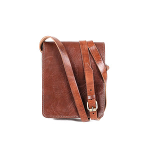 Leather Reporter Bag