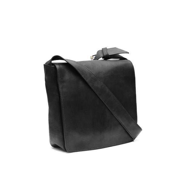 Small Harley Reporter Bag - Black-ISMAD LONDON