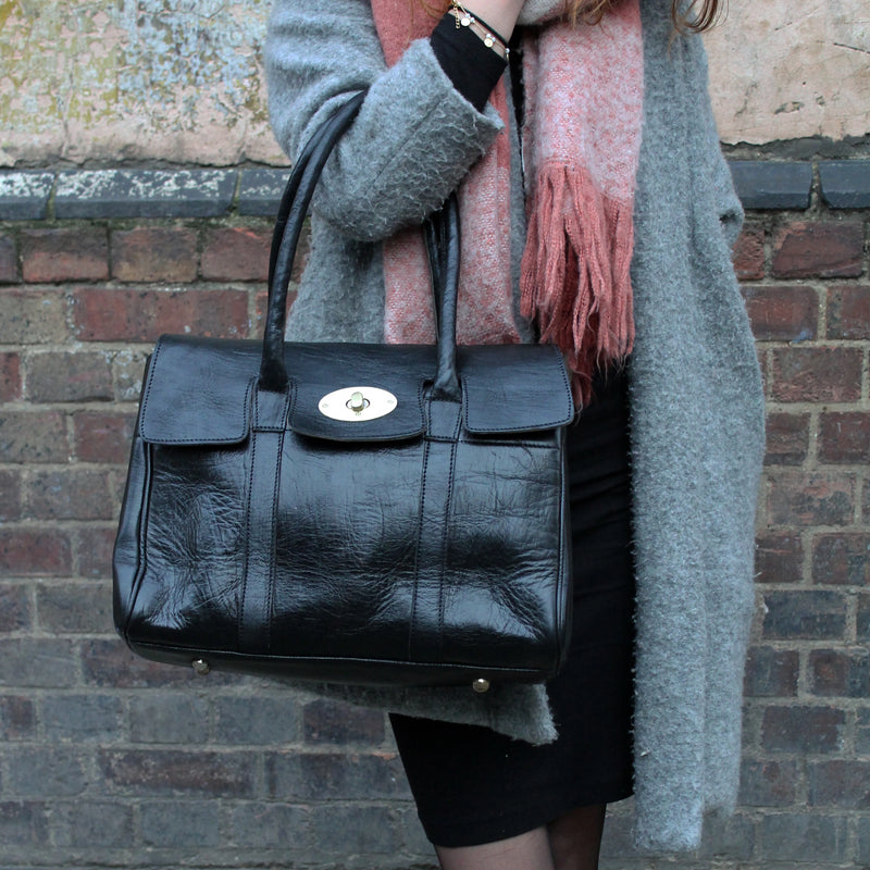 Harriet Handbag -Black