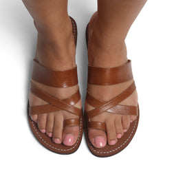 Ladies New York Sandals