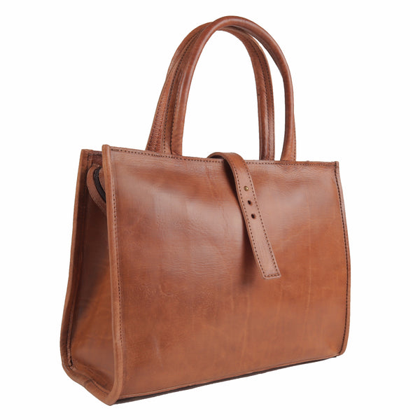 Gisele Tote -Tan-ISMAD LONDON