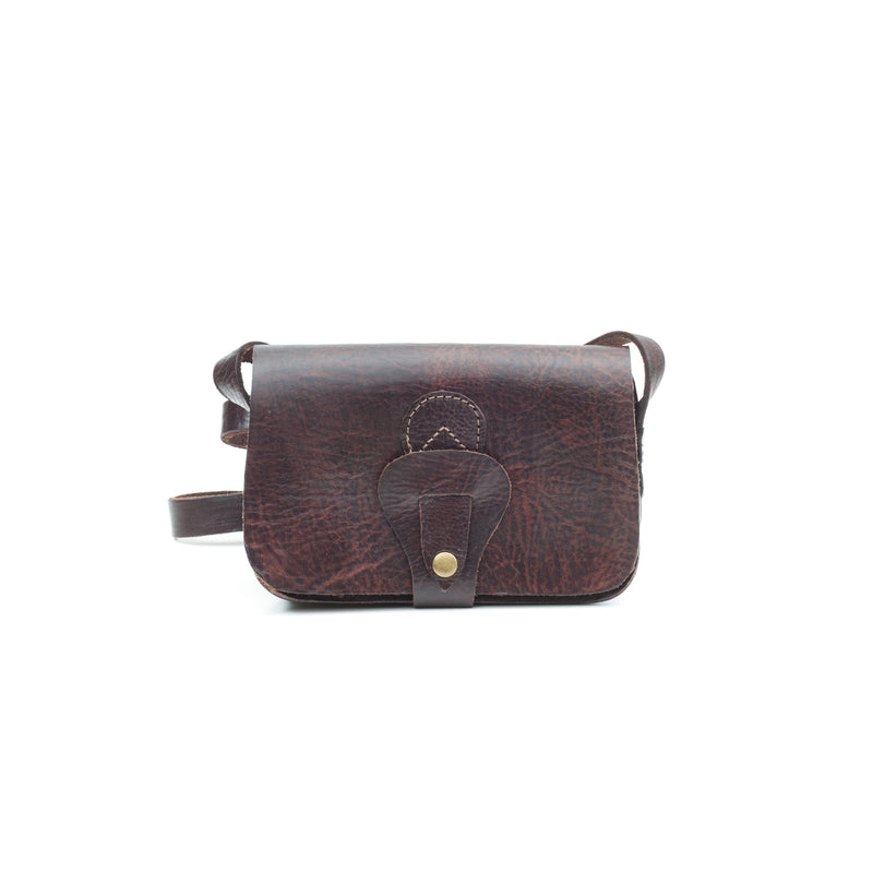 Noah Purse Bag - handmade leather bags smadlondon