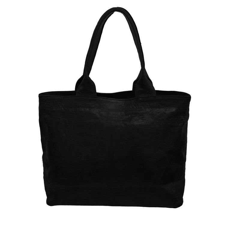 Ismad Shopper Tote -Black