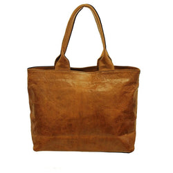Ismad Shopper Tote -Tan