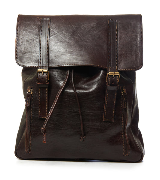 Jack 2-in-1 Backpack - handmade leather bags smadlondon