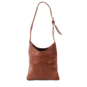 Tooth Leather Crossbody Bag - handmade leather bags smadlondon