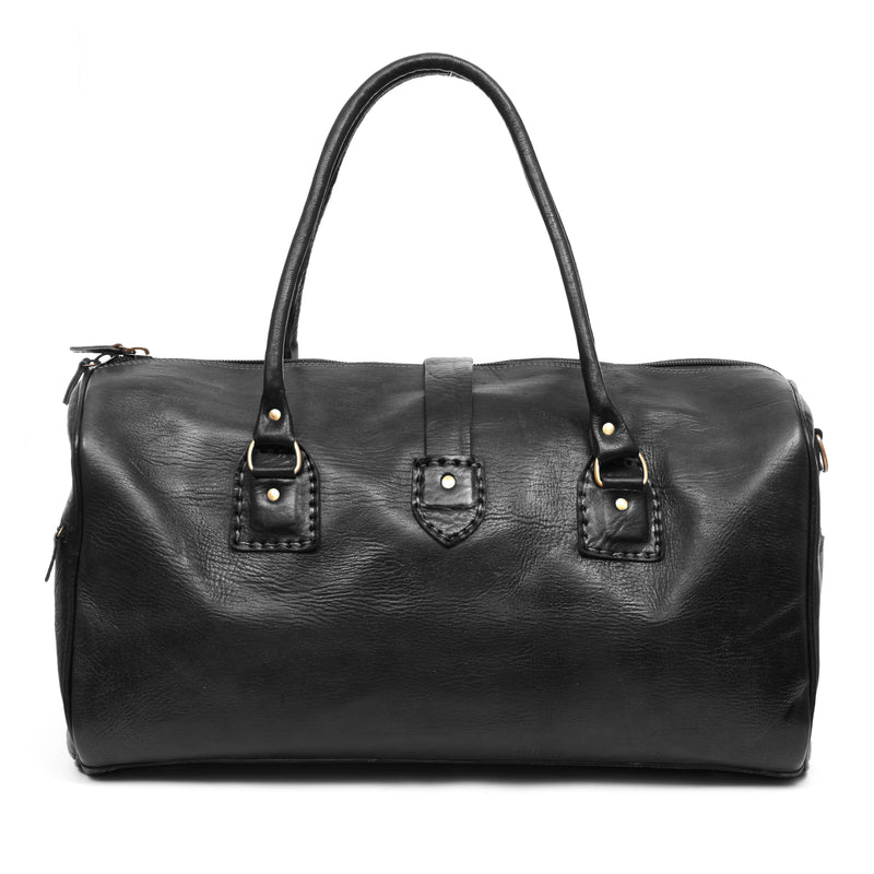 Urban Travel Bag - Black-ISMAD LONDON