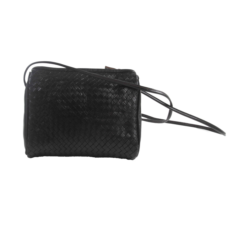 Simone Crossbody - Black-ISMAD LONDON