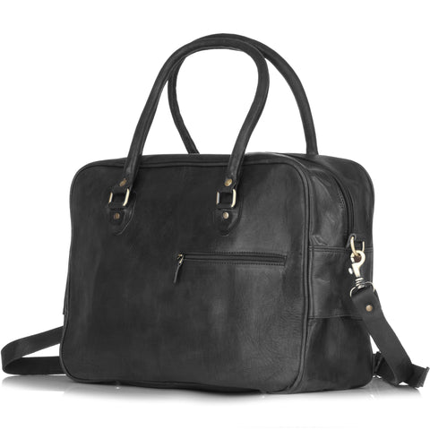 Travel Fred Leather Holdall