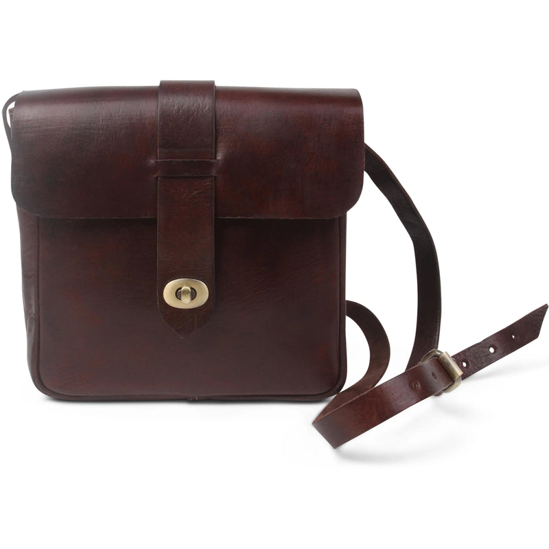 Kepton Crossbody - Chocolate