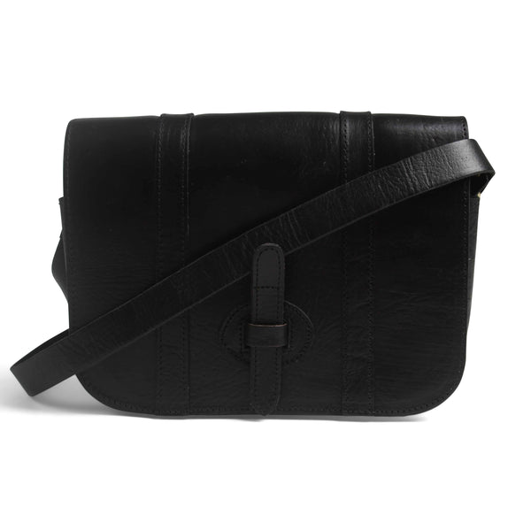 Kate Crossbody - Black-ISMAD LONDON