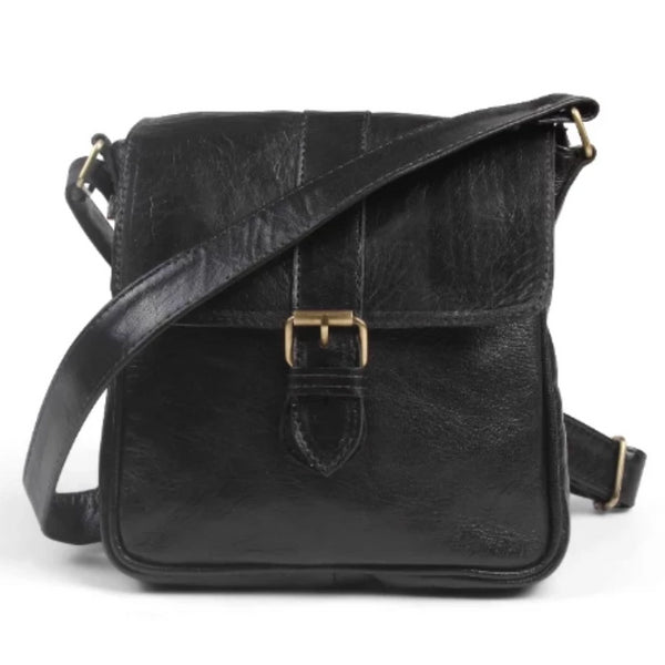 Jacque Crossbody - Black-ISMAD LONDON