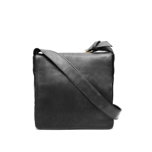 XS Harley Reporter Bag - Black-ISMAD LONDON