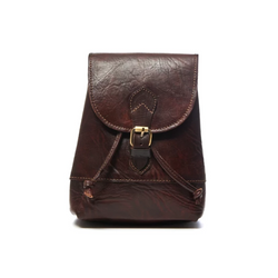 Festival Backpack - Chocolate-ISMAD LONDON
