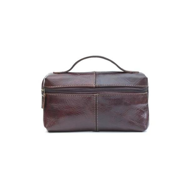 Handle wash bag - Black-ISMAD LONDON