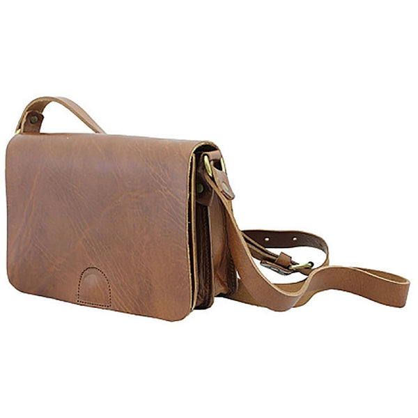 Heidi Crossbody Bag - Tan