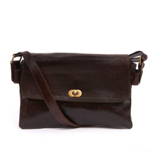 Pochette 3 Pouch Leather Handbag - ismadlondon