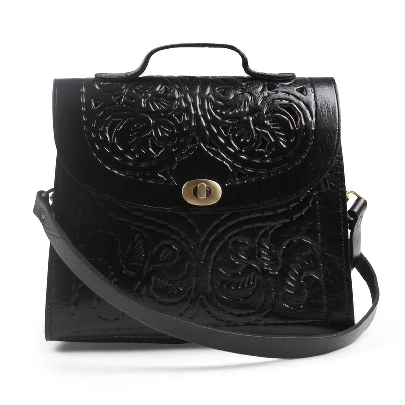 Jasmine Handheld - Black-ISMAD LONDON
