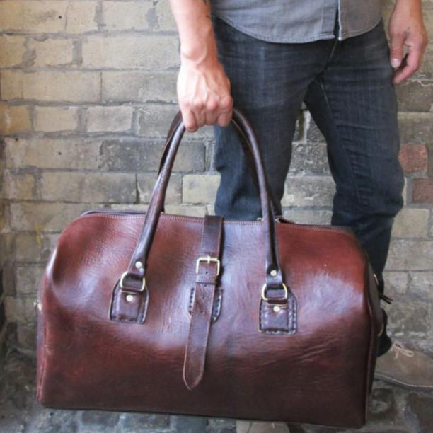 Urban Travel Bag - Chocolate