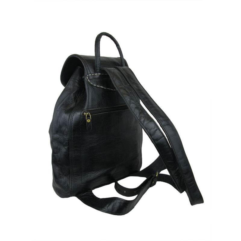 Small Sac a Dos Backpack - Black-ISMAD LONDON