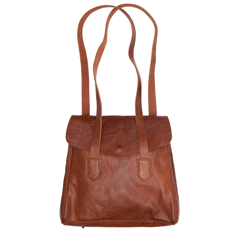 Cleo 2-in-1 Backpack - Tan