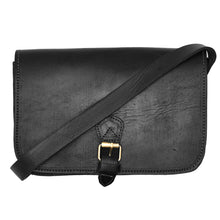Shoreditch Leather Shoulder handbag - ismadlondon