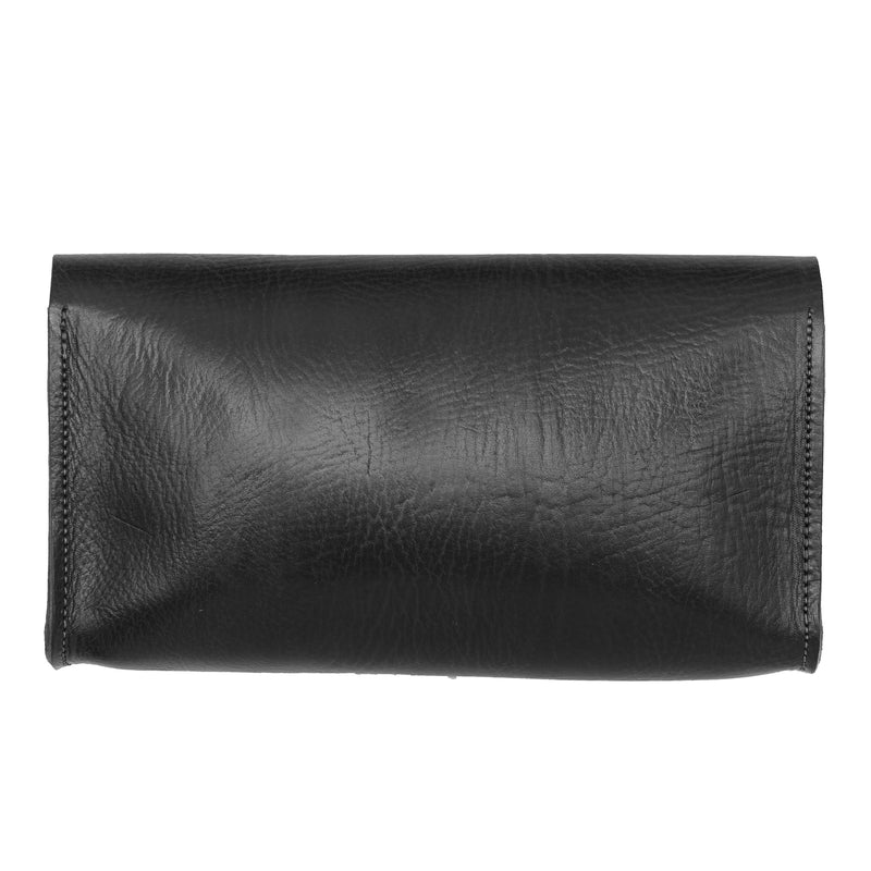 Natasha Clutch Bag - Black